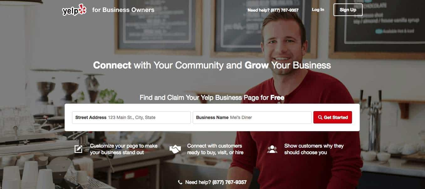 Find Your Business Listing